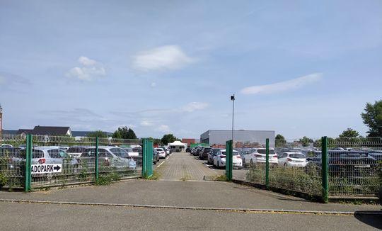 parking airport mulhouse adopark